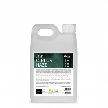 Martin C-Plus Haze Fluid, 2.5 litre